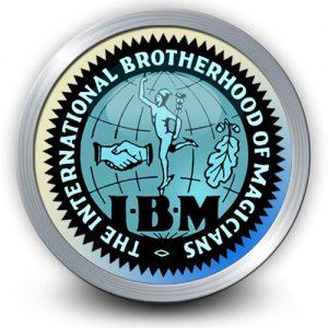 Mitglied in der International Brotherhood of Magicians